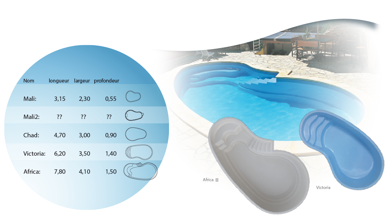 D coration couverture piscine haricot 98 clermont for Piscine hors sol forme haricot